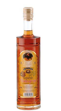 Honey Rum 500cc