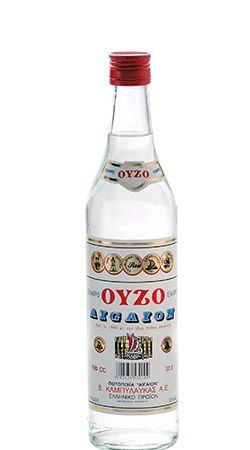 Ούζο Aigaion 700cc