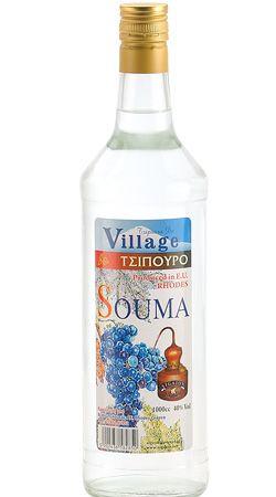 Τσίπουρο Souma 1000c